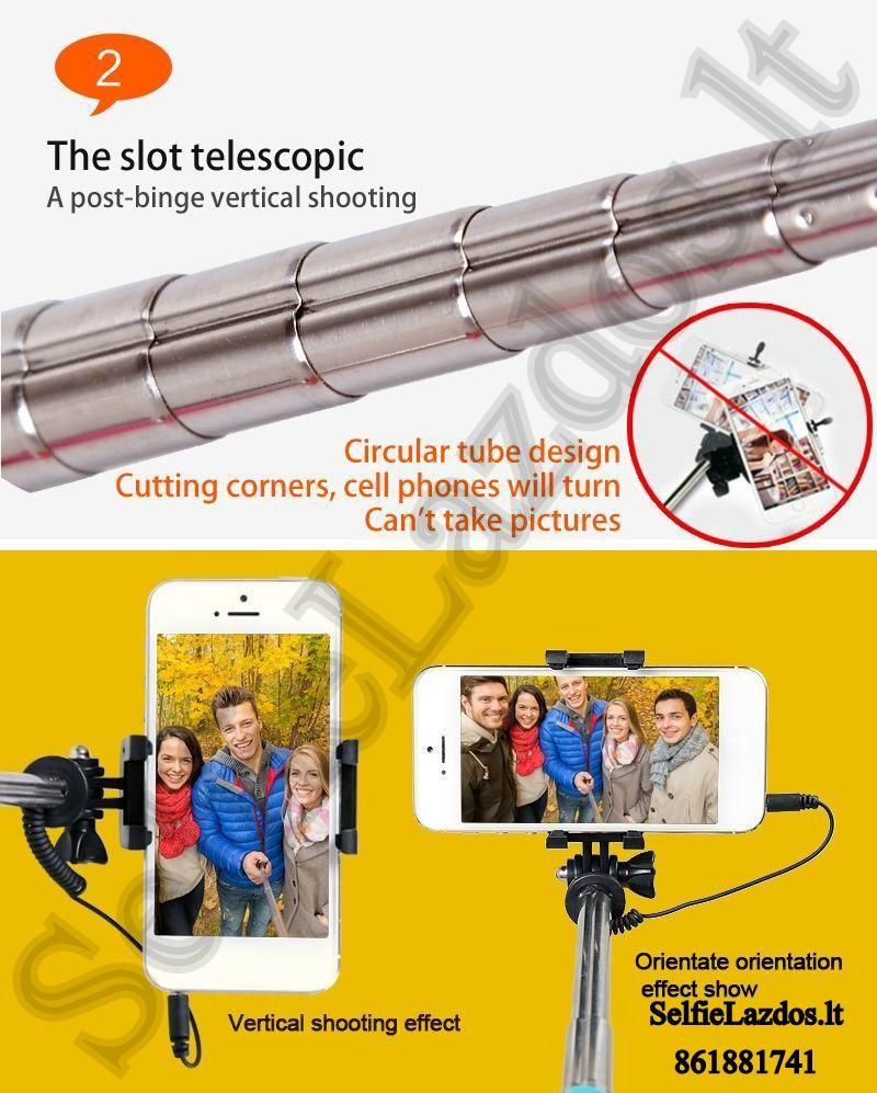 asmenukiu teleskopinė lazda, kameros laikiklis, teleskopinis laikiklis, lazda kamerai, go pro lazda, kameros laikiklis, gopro priedai, gopro priedas, go pro priedai, asmenukiu lazda, veiksmo kameros laikiklis